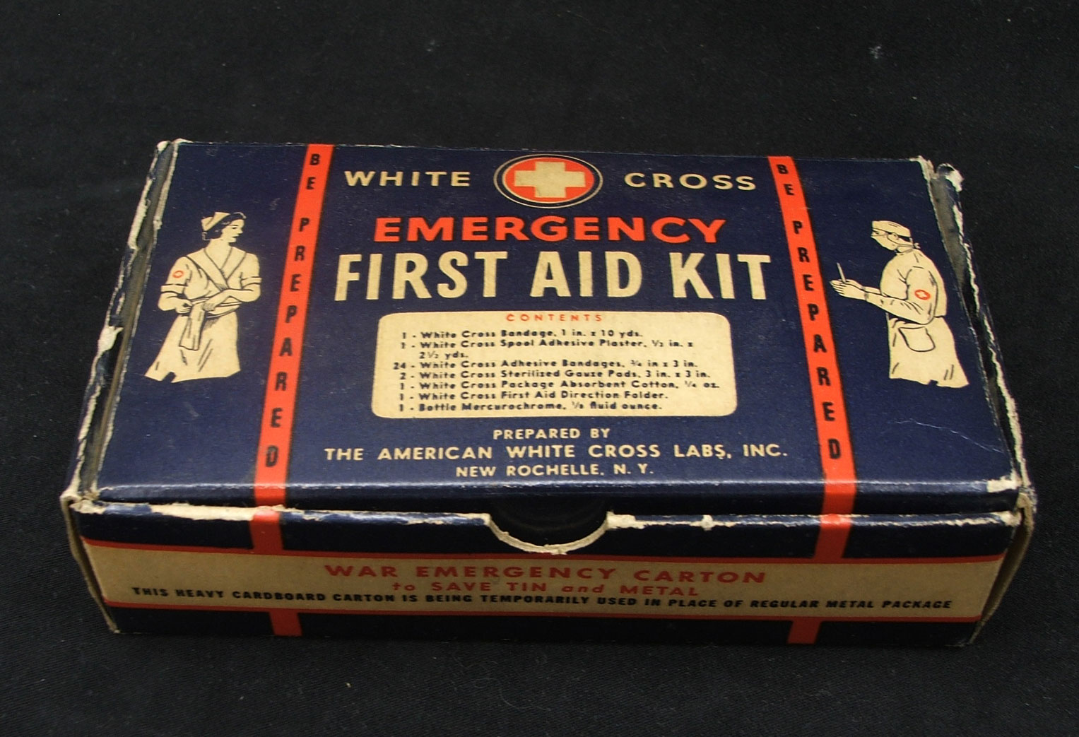 Kit, First Aid